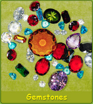 Gemstones and Birth Stones, Online Gemologist